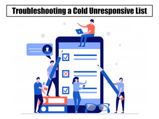 Troubleshooting a Cold Unresponsive List