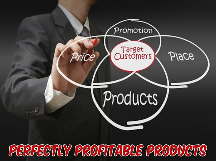 Profitable Products in 7 Days PLR Reports