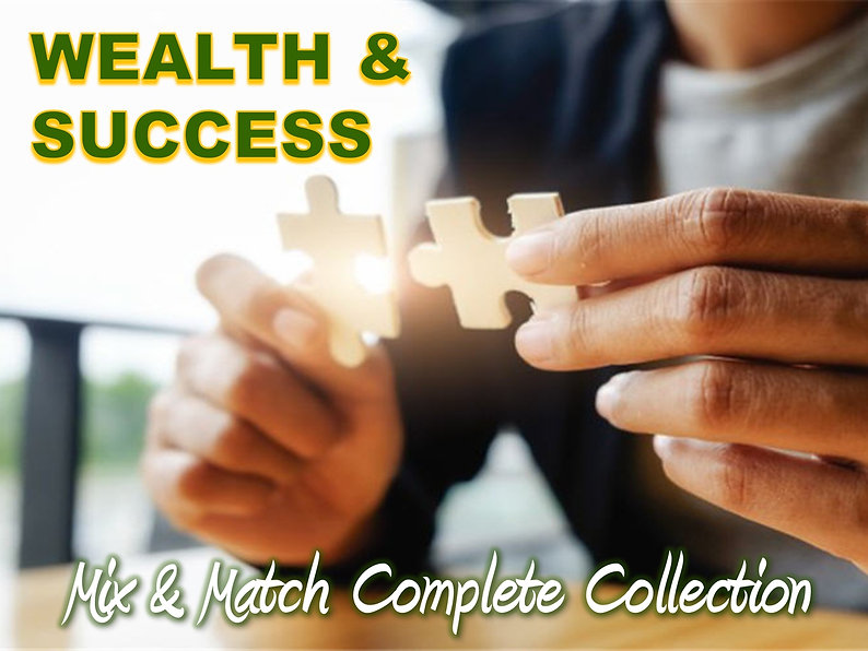 Wealth and Success PLR Content Collection