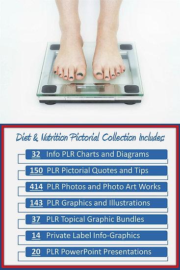Diet and Nutrition Pictorial Portfolios