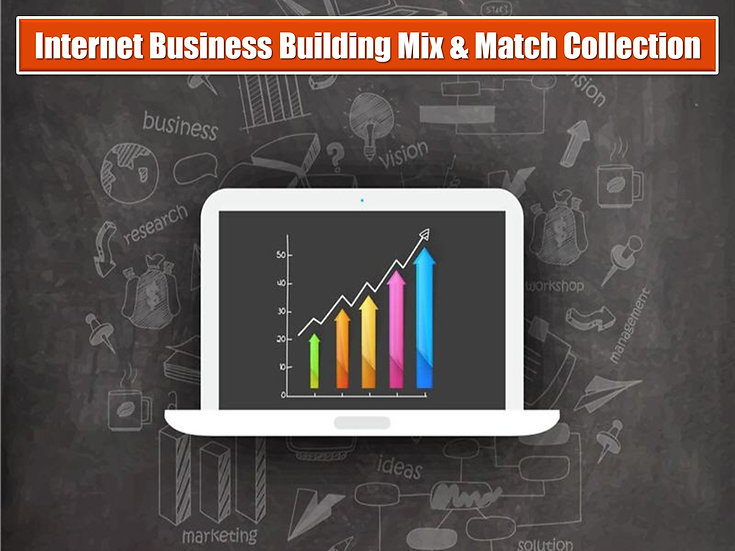 Internet Business Building MIX and MATCH CONTENT Collection