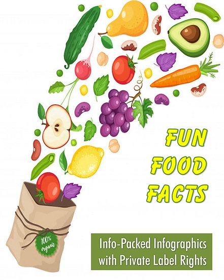 Fun Food Facts Infographics