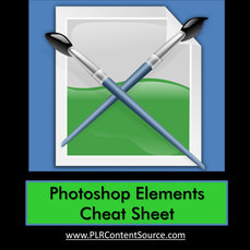PHOTOSHOP ELEMENTS CHEAT SHEET