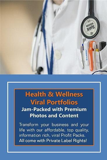 Health and Wellness Niche Domination Portfolio