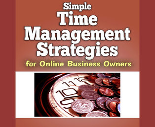 TIME MANAGEMENT STRATEGIES REPORT