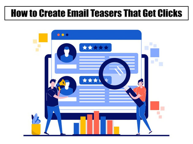 How to Create Email Teasers That Get Clicks