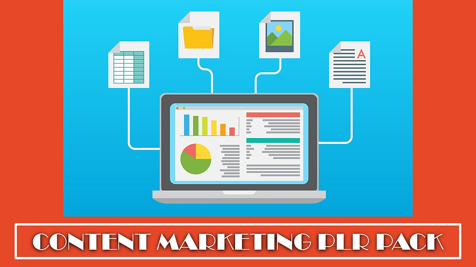 Content Marketing PLR Photo Essay Collections