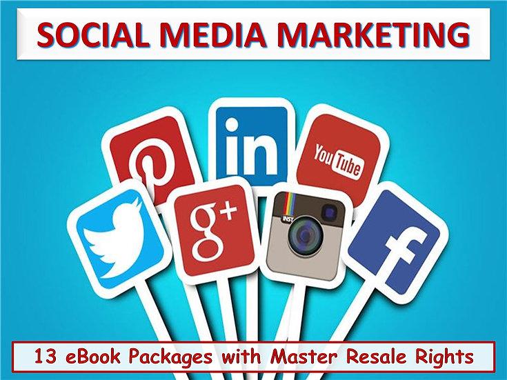 Social Media Marketing eBook Bundle