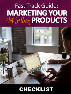 Marketing Your Products Checklist