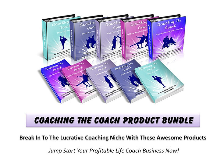 Coaching The Coach MRR Product Bundle