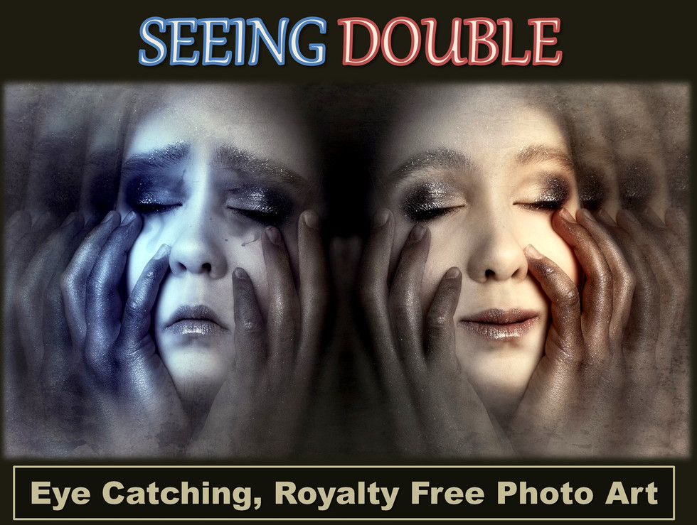 Seeing Double Photo Art Collection