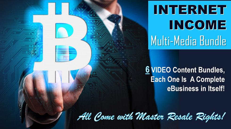 Internet Income Multi-Media Collection