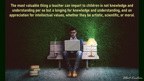 The Most Valuable Thing A Teacher Can Impart