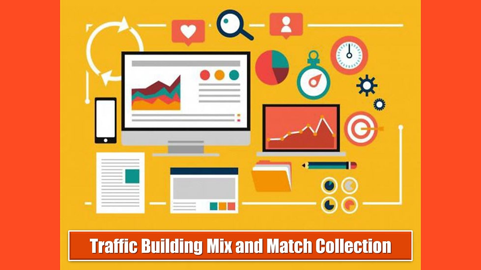 Traffic Building Multi-Media Sales Funnels