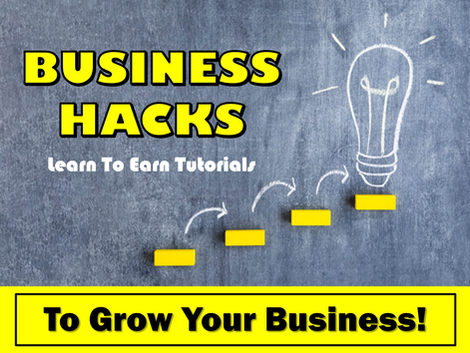 Business Hacks to Build Your List Free Tutorials