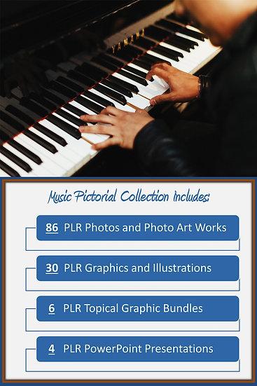 Music Pictorial Portfolios