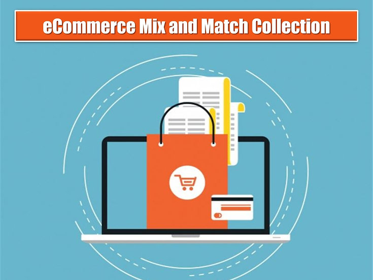 eCommerce MIX and MATCH CONTENT Collection