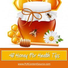 48 HONEY FOR HEALTH TIPS