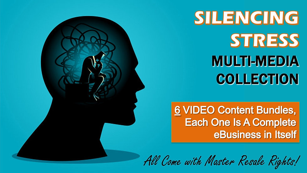 Silencing Stress Multi-Media Collection