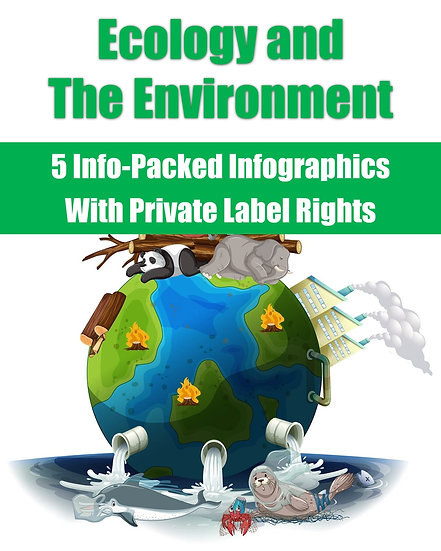 Ecology and The Environment Infographics