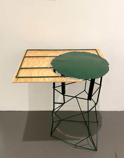 Eutheh Side Table