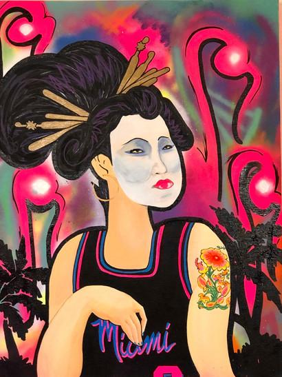 Miami Geisha