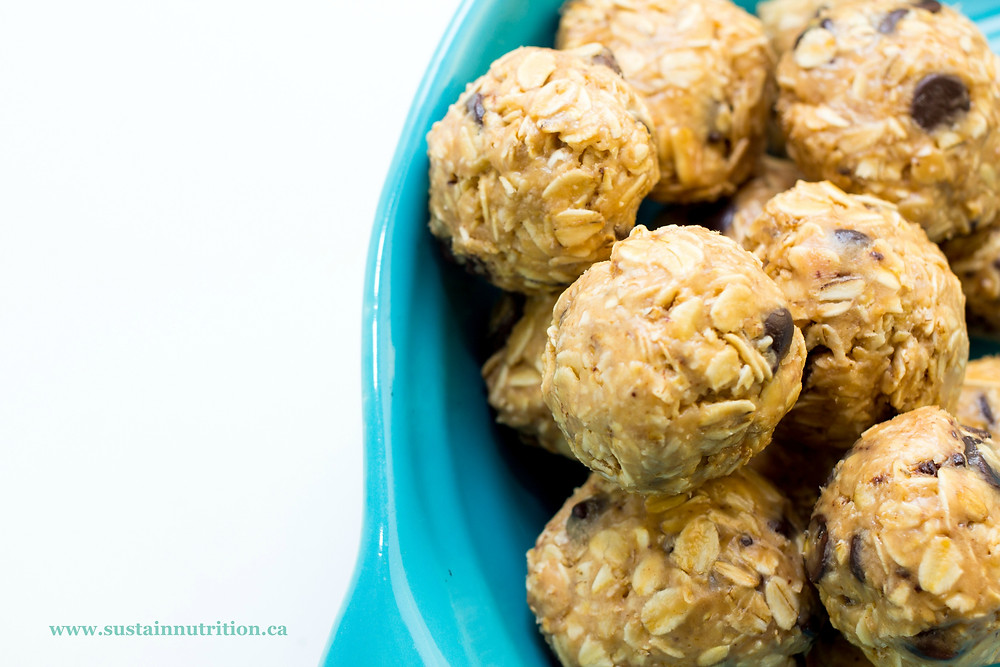Dietitian St. John's   Nutritionist St. John's   Weight Loss   Healthy Recipes   Protein Balls   Energy Balls