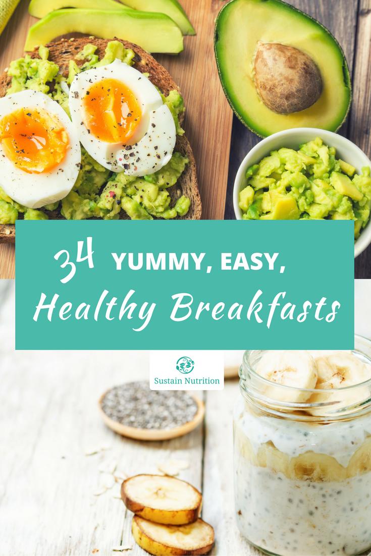 Nutritionist St. John's | Dietitian St. John's | Healthy Breakfast Ideas | Healthy Eating | Weight Loss St. John's