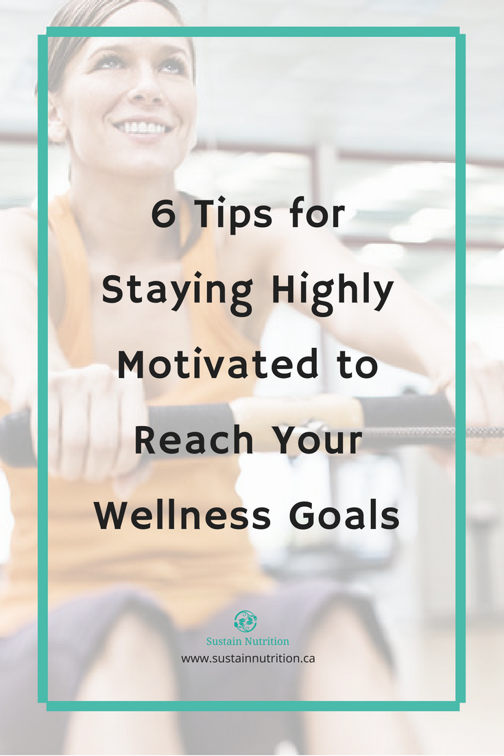 Weight Loss and Nutrition Counselling | 6 Tips for Motivation to Reach Goals