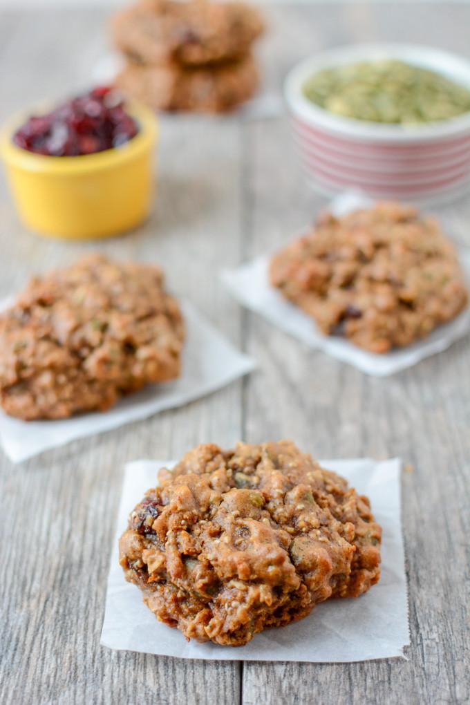 Dietitian St. John's | Nutritionist St. John's | Best Healthy Snacks | Sweet Potato Protein Cookies | Weight Loss