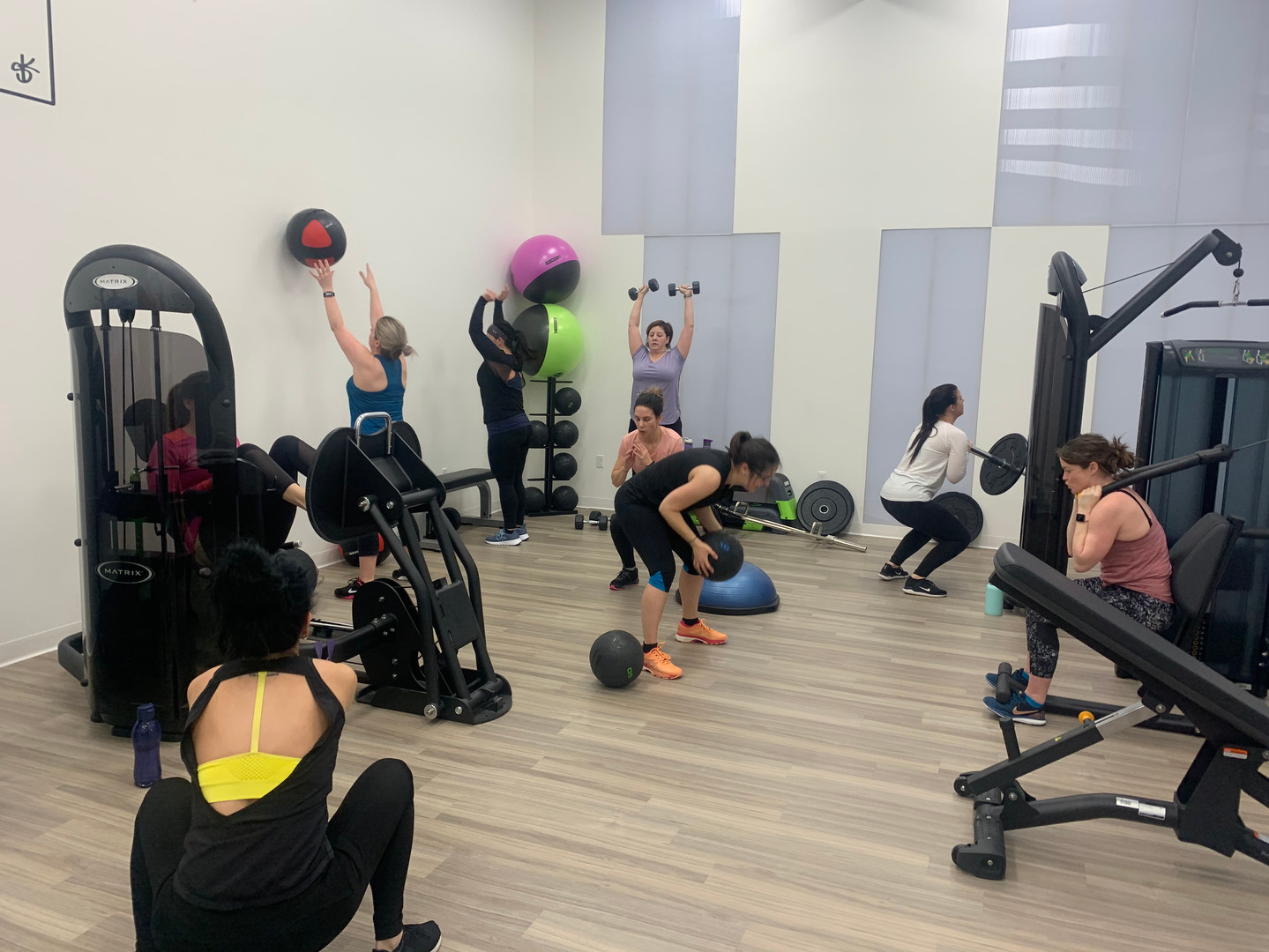 E50 Group Training Sessions