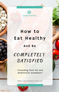 Dietitian St. John's | Nutritionist St. John's | Weight Loss St. John's | Newfoundland | New Years Resolutions | Weight Loss | Sports Nutritionist St. John's | List of Foods with High Protein | High Protein Foods | High Fiber Foods | Satisfying Foods