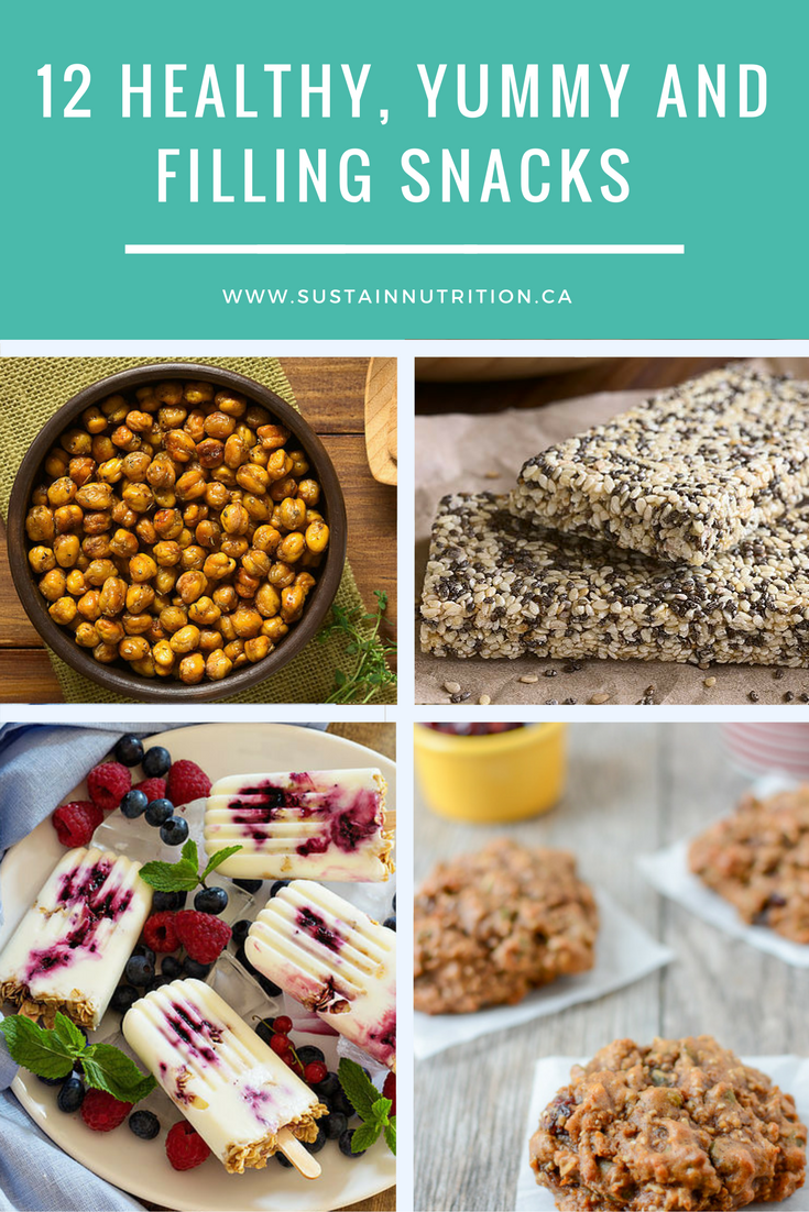 Dietitian St. John's | Nutritionist St. John's | Weight Loss | Best Healthy Snacks | Energy Bars | Protein Bars | Eggs | Weight Loss