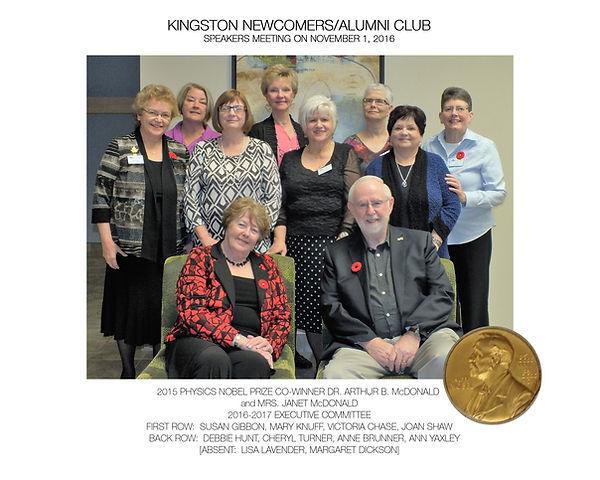 Kingston Newcomers/Alumni Club