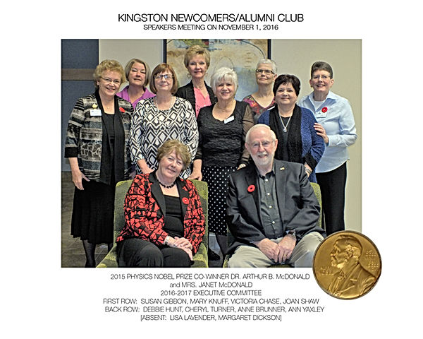 Kingston Newcomers/Alumni Club