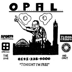 opal tapes t-shirt