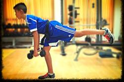 אימון וקידום ספורטאים