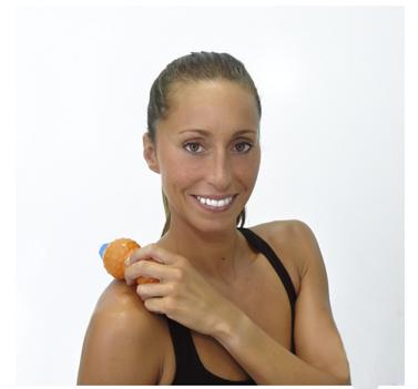 Cool Roller sirve para reducir el dolor y las contracturas con fisioterapia en Sant Cugat