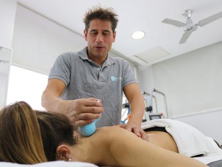Efectes analgèsics del massatge en fred