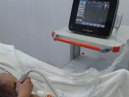 Tractaments de fisioteràpia eficaços amb l'ecògraf
