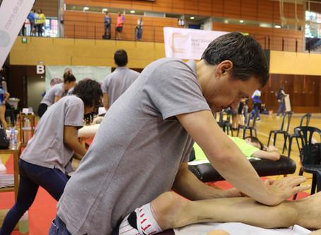 Fer esport amb les millors condicions gràcies a la fisioterapia