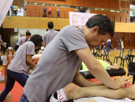 Hacer deporte con las mejores condiciones con fisioterapia