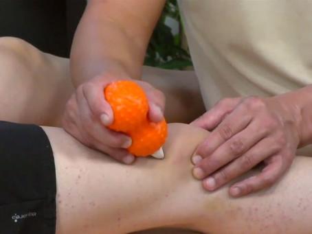 Fisioteràpia per a la tendinitis de la pota d'oca
