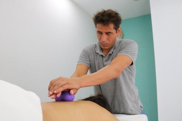 El centro de fisioterapia de Sant Cugat, Mans de Sant, expertos en masajes