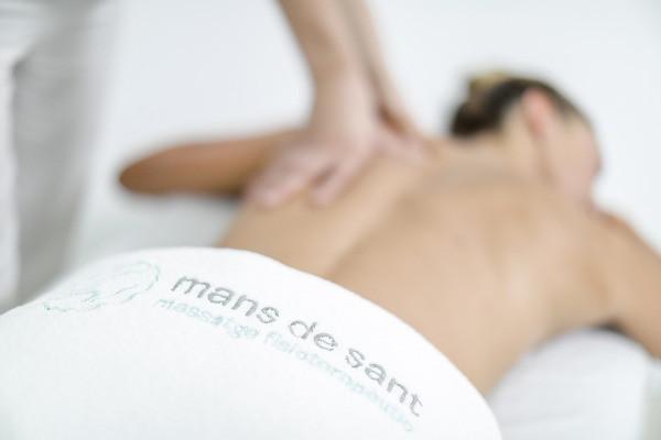 Los fisioterapeutas del cenro de fisioterapia de Sant Cugat, Mans de Sant, son expertos