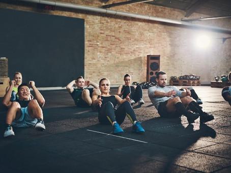 Exercicis per treballar la faixa abdominal