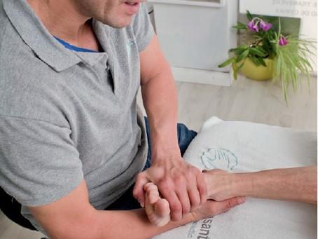 Técnicas de fisioterapia para el esguince de tobillo