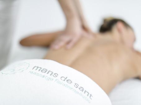 Experts en massatge esportiu