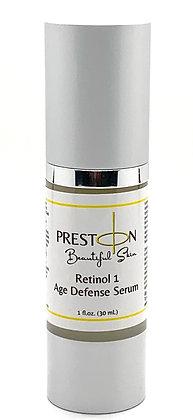 Retinol 1 Age Defense Serum