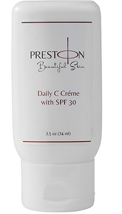 Daily C Creme with SPF30